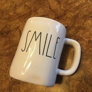 """Rae Dunn Mug """"Smile"""""""